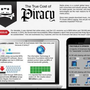 The True Cost of Piracy Infographic1 300x300