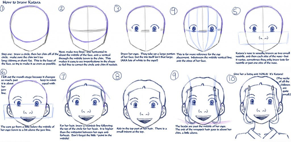 982 how to draw katara avatar the  1024x500